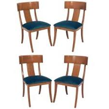 Set Of Four Dining Chairs Set Of Four Dining Chairs By Kipp Stewart For Sale At 1stdibs