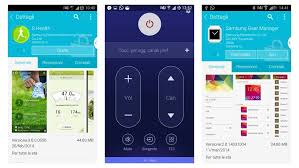 s health apk samsung galaxy s5 apps leak s note watchon s health and more