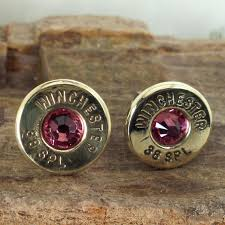 bullet earrings stud earrings ultra thin
