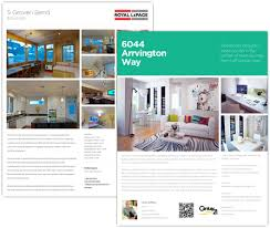 Estate Feature Sheet Template Estate Flyer Templates And Feature Sheets Snap Flyers