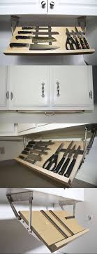 magnetic for kitchen knives best 25 kitchen knives ideas on knife storage space