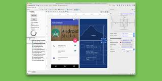studio layout android studio gets a layout editor and firebase integration