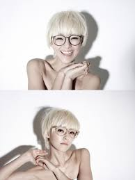 short hairstyles with glasses and bangs short hair cute glasses hairstyles pinterest short hair
