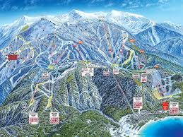 Breckenridge Ski Map Heavenly Mountain Trail Map Ski Butlers