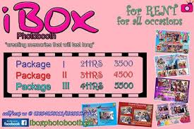 Rent Photo Booth Photobooth Services Archives Naga City Guide