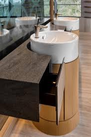 Bathroom Vanity Custom Made by Luxury Queensland Home U2013 Custom Made Curved Veneer Vanity Corian
