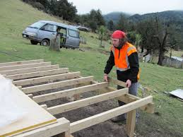 how to build a deck nz our precious glentui deck