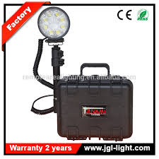 battery powered work lights 12v battery powered search work light remote outdoor led mining
