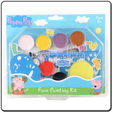 peppa pig face paint kit laly u0027s pharmacy portsmouth