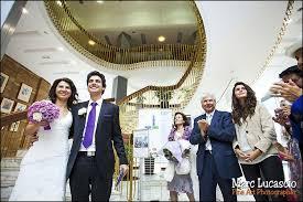 mariage en mairie photographe de mariage aux salons hoche à marc lucascio