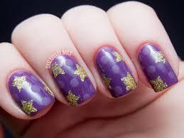 you get a gold star chalkboard nails nail art blog