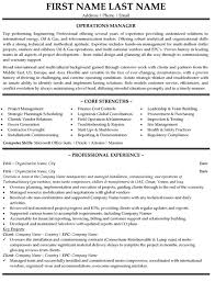 Canada Resume Example by Operations Manager Resume 14 Useful Materials For Branch