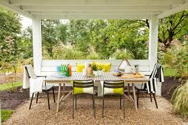 Outdoor Covered Patio Design Ideas 10 Ways To Make The Most Of Your Tiny Outdoor Space Hgtv S