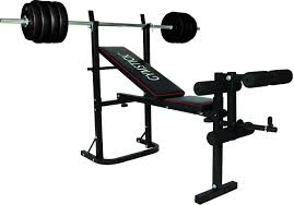 weight bench with 40kg set gymstick com