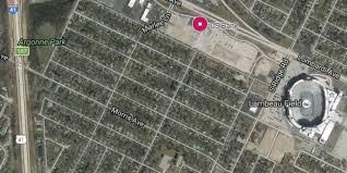 Lambeau Field Map Packers U S Bank Discuss New Site