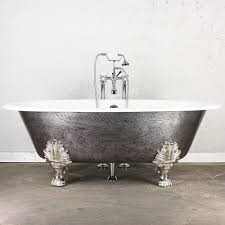 antique cast iron bathtub for sale the huntingdon 65 cast iron double ended oval clawfoot tub with