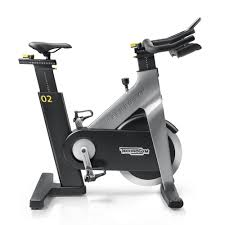 technogym group cycle connect in light grey
