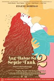 ang babae sa septic tank 2 forever is not enough movie tickets