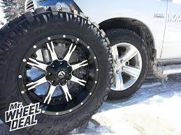 Best Choice 33x13 50x20 Tires 20 10 U2033 Fuel Off Road Nutz Wheels With 35 12 50 20 Nitto Trail