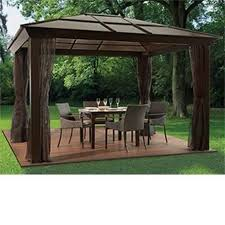 Portable Gazebo Walmart by Gazebo New Way To Extend Your Living Space With 10 X10 Hardtop