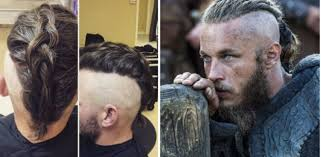 what hairstyle ragnar lothbrok check it out josh donaldson unveils vikings inspired hairstyle