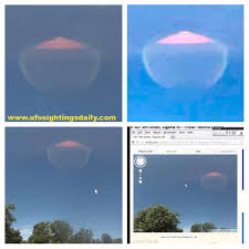 Google Map Wisconsin by Ufo Sightings Daily Pink Ufo Caught Over Neighbourhood In Algoma