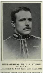 Sir Fenton Aylmer, 13th Baronet