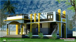 single floor house plans indian style