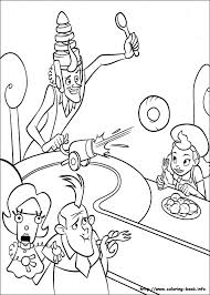 robinsons coloring picture