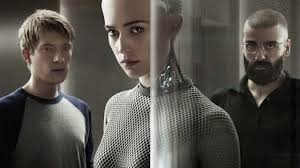 ex machina poster ex machina dvd and poster giveaway contest den of