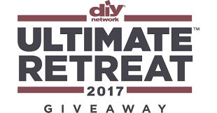 only a week left to enter the diy network ultimate retreat