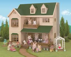 3 story houses 45 best calico critters 3 story houses images on pinterest
