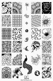 156 best nail stamping plates images on pinterest nail stamping