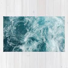 sea rug by vivinicolin society6