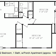 floor plans with porches one floor house plans with porches floor plans porch