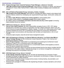 Facility Manager Resume Sample by Sample Manager Resume Template 9 Free Samples Examples Format