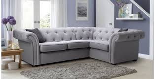 Dfs Chesterfield Sofa Ashby Left Facing 2 Seater Corner Sofa Opera Dfs Ireland