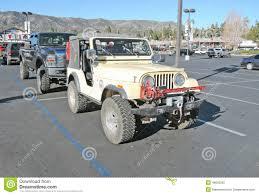 cj jeep lifted jeep cj 5 stock photo image of wilderness americana 49805392