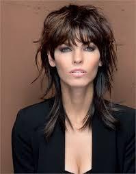 short shag haircuts for oblong face best hairstyle for oblong face female long shag hair style and