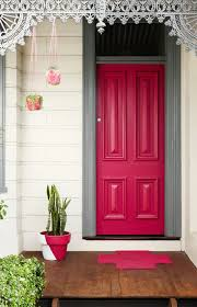 13 front door colors spotted on the internet