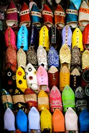 file traditional leather moroccan shoes for women jpg wikimedia