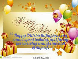 beautiful 24th birthday quotes layout best birthday quotes