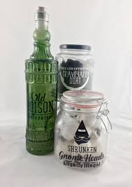 halloween glass jars halloween potion jars with vinyl pazzles craft room