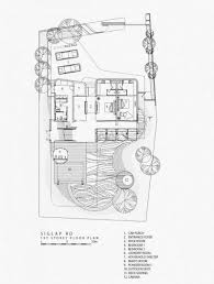 third floor plan of magnificent and ultra modern house half