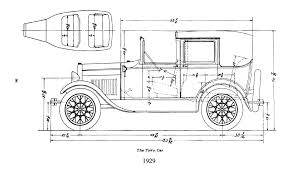 ford model a 1927 1931 smcars net car blueprints forum