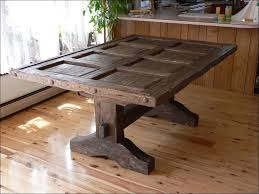 rustic round dining room tables dining room marvelous rustic farm table and chairs rustic round