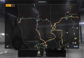 map of oregon springs oregon springs v1 1 gamesmods net fs17 cnc fs15 ets 2 mods