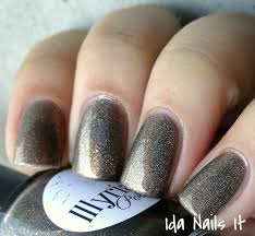 spirit halloween nyc ida nails it illyrian polish the coven collection swatches and