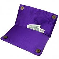 purple mardi gras mardi gras purple starburst clutch purse 5 x 8 mg19 158