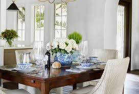 dining interior luxurious modern dining room and living room
